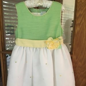 Girls dress. Perfect for Summer special event